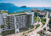 For sale:  2-room apartment in the new building - PORTO BUDVA., Budva (6307-591) | Dom2000.com